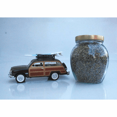 Lemongrass - Travel Jar