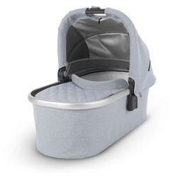 Bassinet-WILLIAM (chambray oxford/silver)