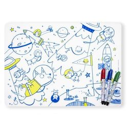 Mark-Mat: Space Animals + 3 Markers