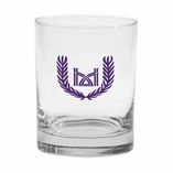 14oz. Executive Drinking Glass