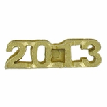 2013 CHENILLE PIN GOLD