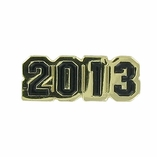 2013 ENAMELED LAPEL PIN