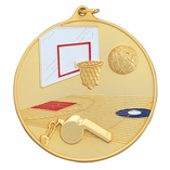 BASKETBALL, HOOP, COURT, WHISTLE - MULTIPLE COLORS