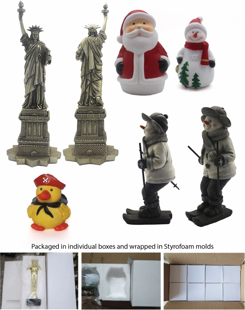 Molded Figurines