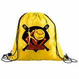 Full Color Digitally Printed Drawstring Bags