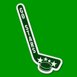 HOCKEY STICK SPIRIT SIGN
