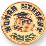 HONOR STUDENT PIN