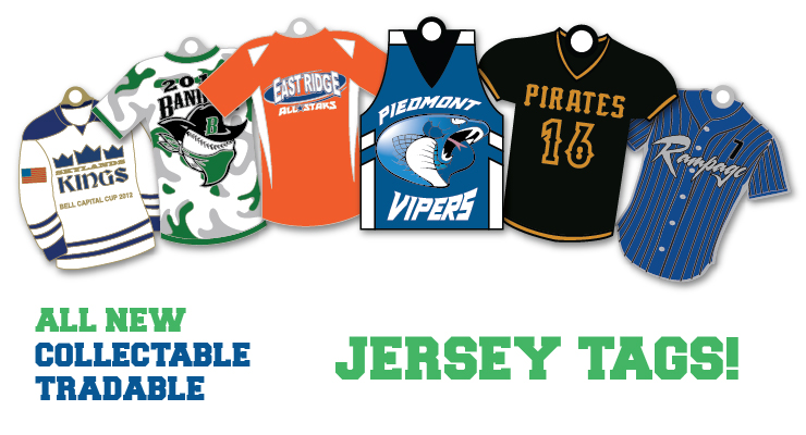 Jersey Tags