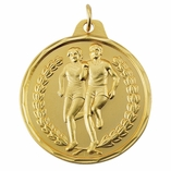 MARATHON MEDAL - MULTIPLE COLORS