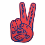 PEACE/VICTORY FINGER