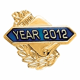 SCHOLASTIC PIN YEAR 2012