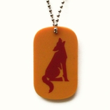 Silicone Dog Tags