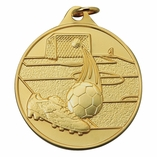 SOCCER GENERAL MEDAL - MULTIPLE COLORS