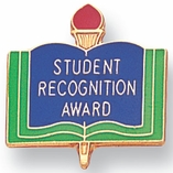 STUDENT RECOGNITION AWARD PIN