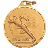 TRACK 100 METER DASH FEMALE - MULTIPLE COLORS
