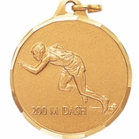 TRACK 200 METER DASH MALE - MULTIPLE COLORS