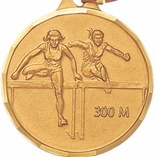 TRACK 300 METER HURDLE FEMALE - MULTIPLE COLORS