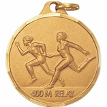 TRACK 400 METER RELAY FEMALE - MULTIPLE COLORS