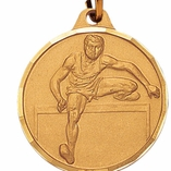 TRACK HURDLES MALE - MULTIPLE COLORS