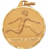 TRACK TRIPLE JUMP FEMALE - MULTIPLE COLORS