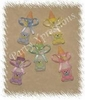 Baby shower Favor B037 Blue