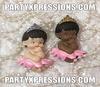 Cold Porcelain Baby Princess FBP004