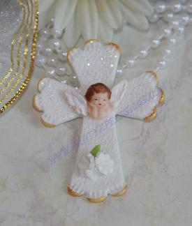 "Cold Porcelain Baptism ""Angel"""