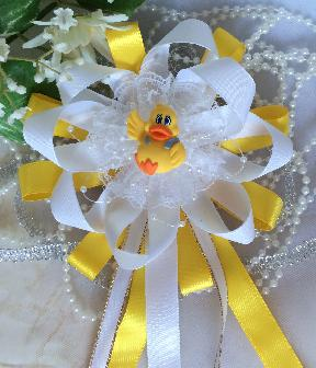 Ducky Morther's Corsage