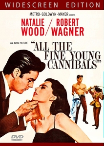 All the Fine Young Cannibals (1960) DVD