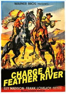 Charge at Feather River (1953) DVD