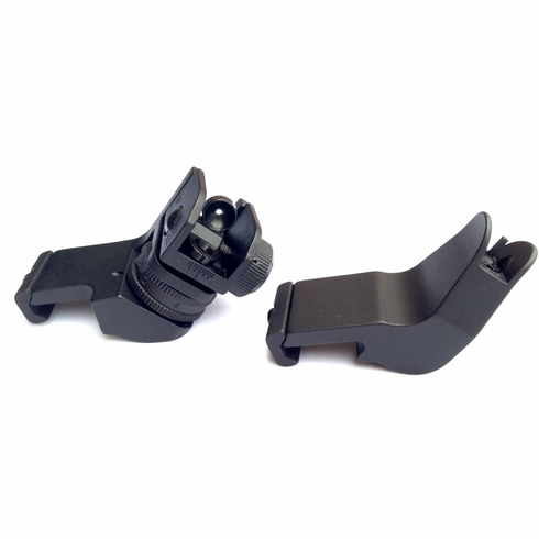 45 Degree Offset Rapid Transition Iron Sights