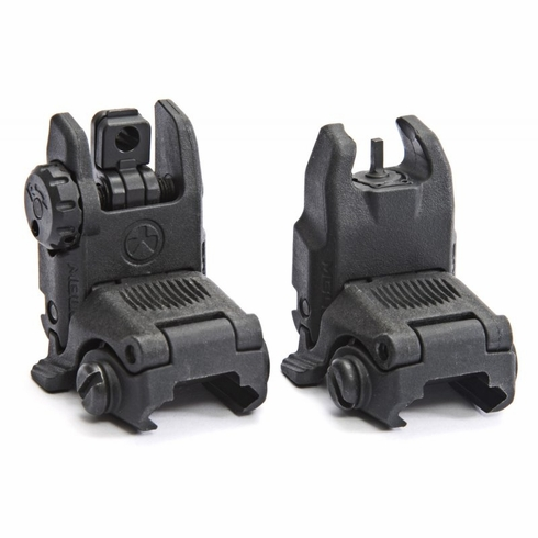 Advanced Polymer Quick Flip Sights