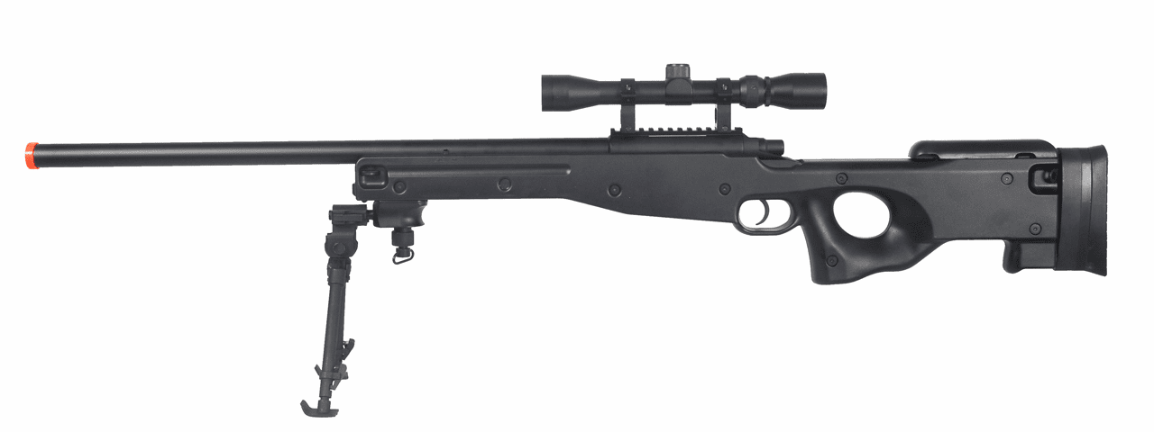 AGM Type 96 Bolt Action Sniper Rifle Package.
