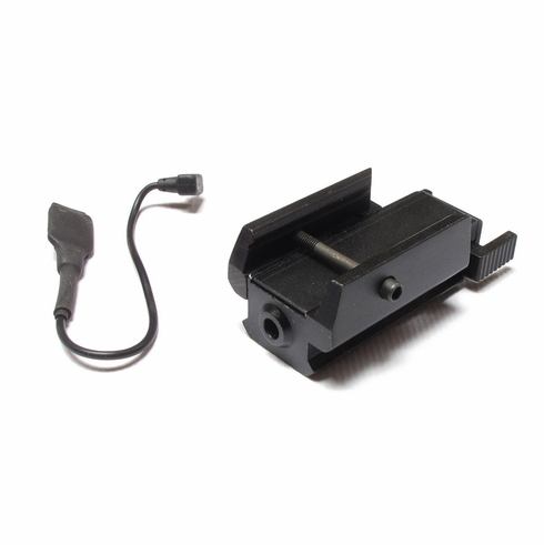 AMP Tactical Low Profile Laser W/Mount
