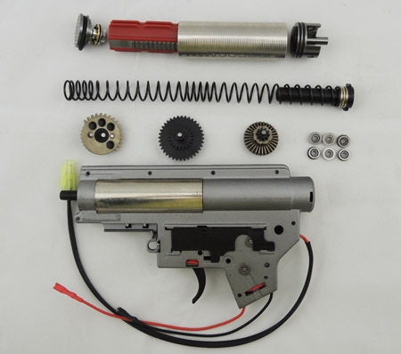 AT-10 Operator QD Gearbox (Rear Wire)