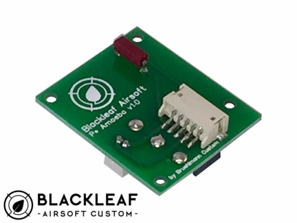 Blackleaf Trigger Board for Ares Amoeba ECU Gearboxes (Polarstar)