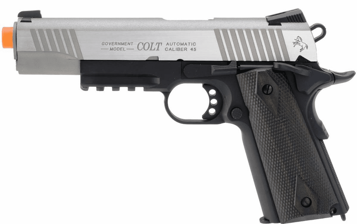 Colt 1911 Tactical GBB Pistol