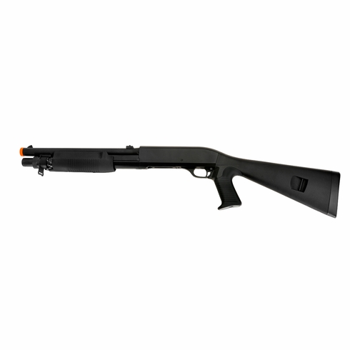 Double Eagle Tri-Shot Spring Shotgun, Black