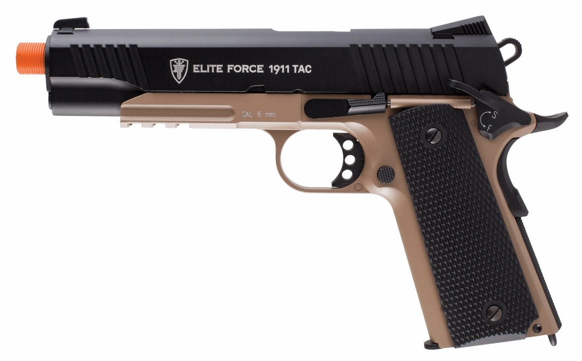 Elite Force 1911-A1 Tactical C02