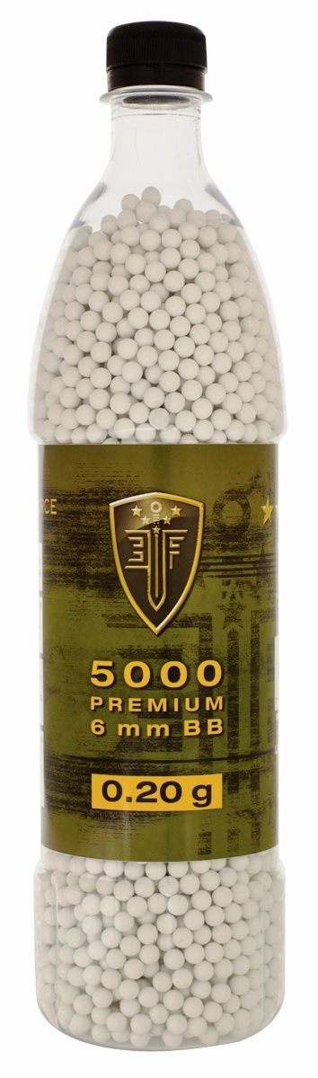 Elite Force .20g Competition BB 5000ct.