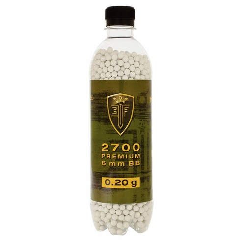 Elite Force .20g Competition BB's 2700ct.