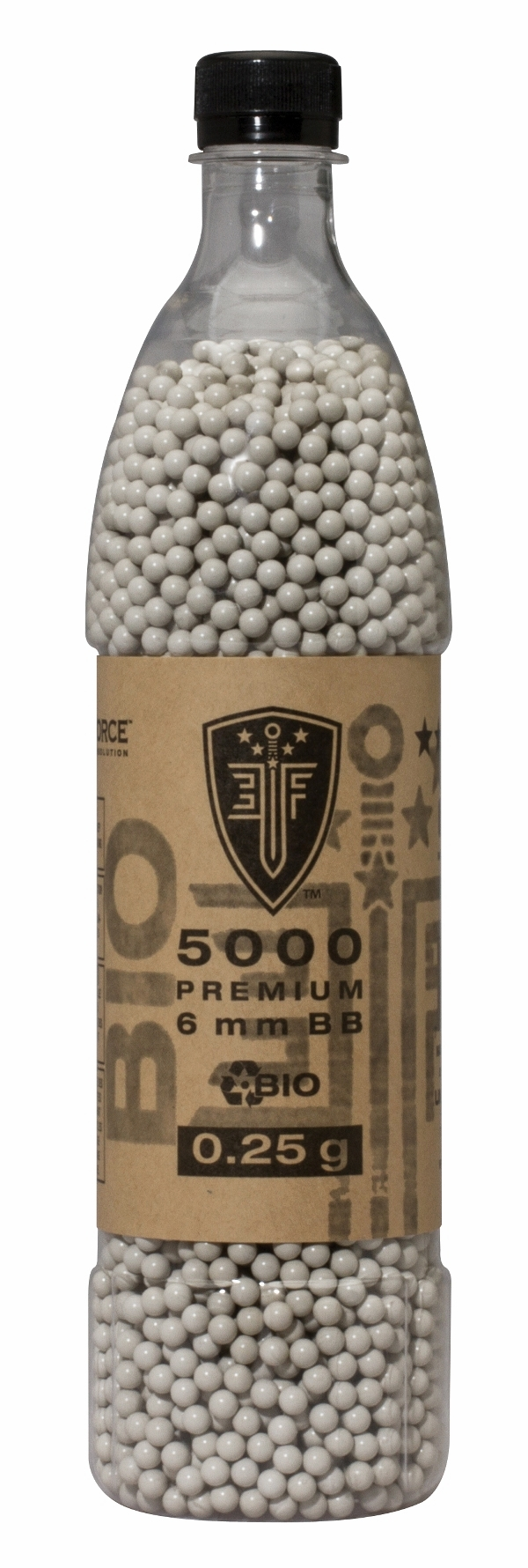 Elite Force .25g Competition BB's 5000ct.