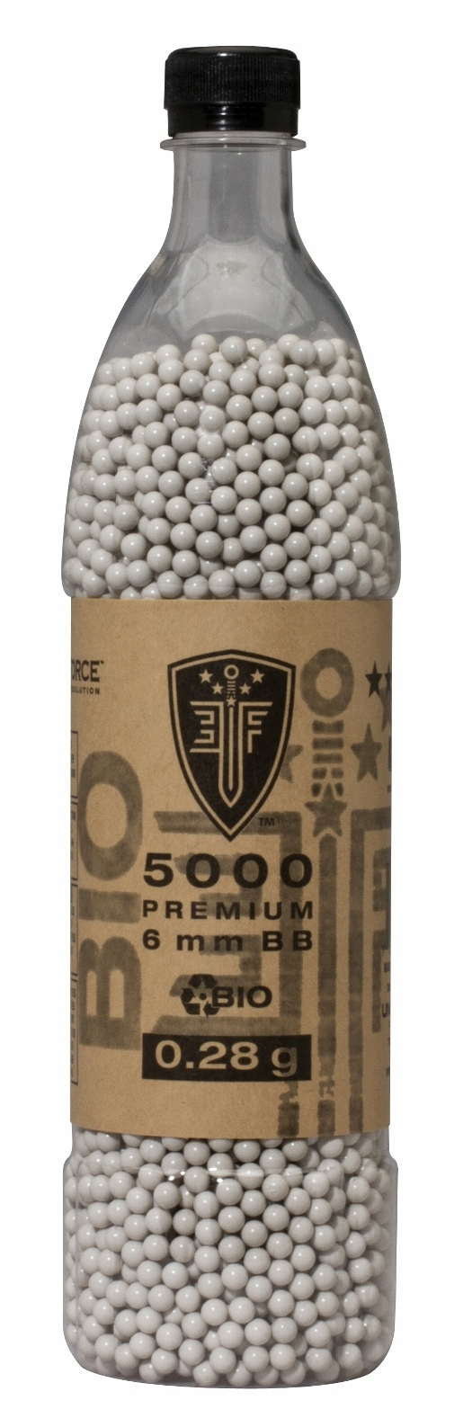 Elite Force .28g Competition BB's 5000ct.