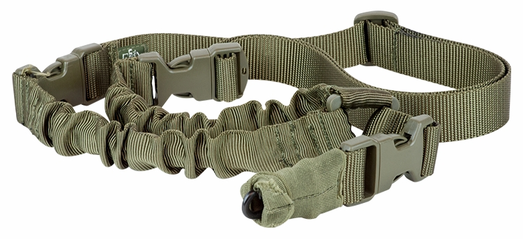 Elite Force Dual Bungee Single Point Sling OD