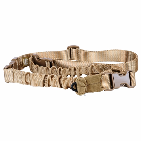 Elite Force Dual Bungee Single Point Sling Tan