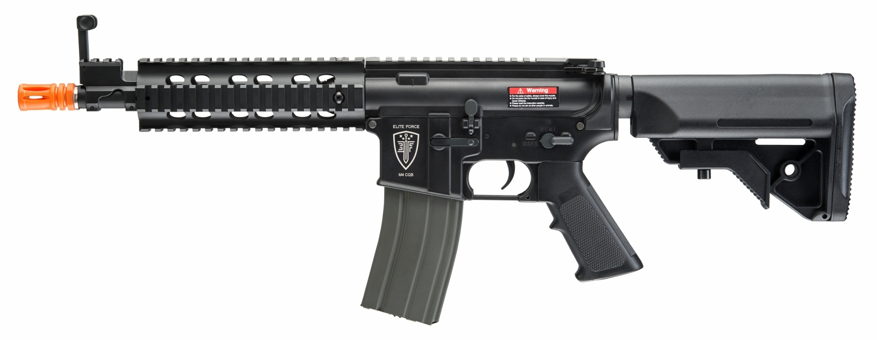 Elite Force M4 CQB AEG, Black