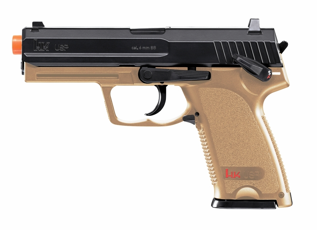 H&K USP CO2 Non-Blowback Pistol