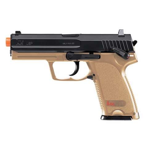 H&Koch USP CO2 Non-Blowback Pistol