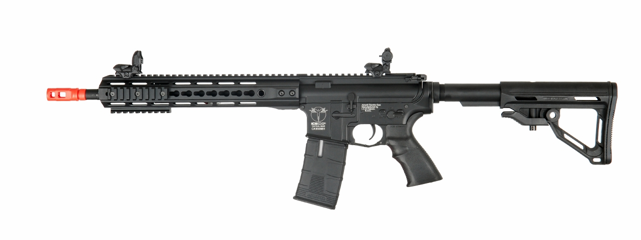 ICS-261 M4 Key Mod Full Metal AEG