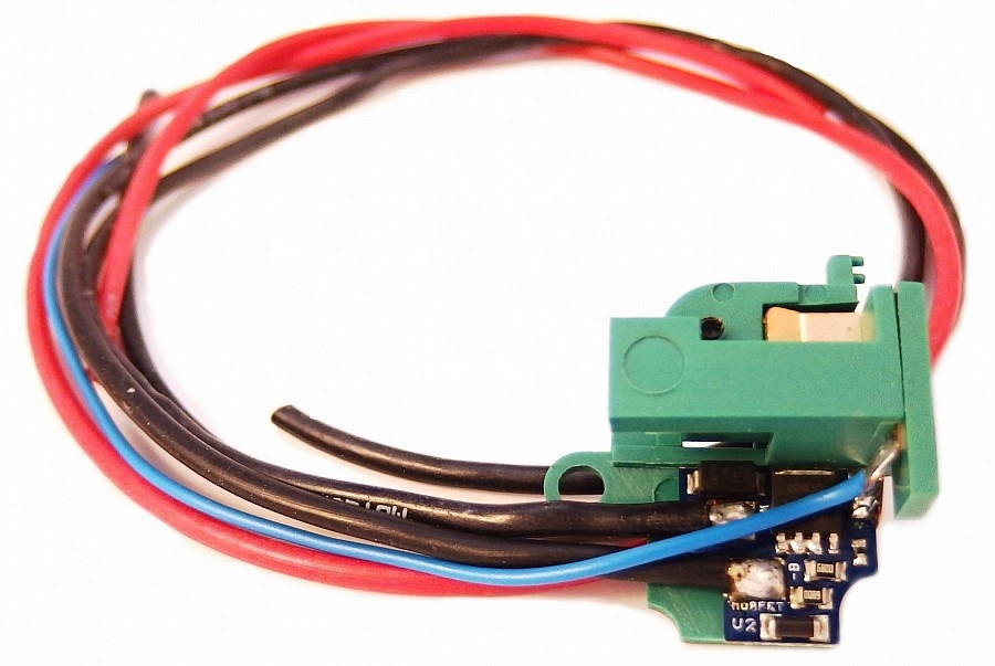 Jefftron AEG Mosfet With Trigger Kit (V2 Gearboxes)